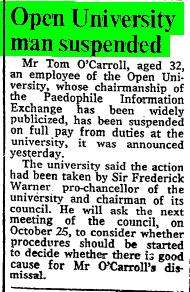 Times 230977 - Open University Man Suspended
