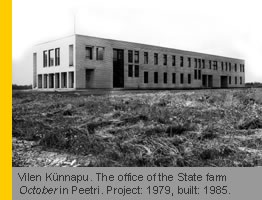 Künnapu - Office of the State Farm October